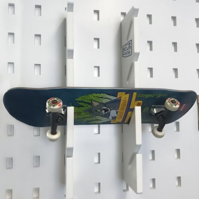 SIS 4 Skate Board Rack Polymer-(Set)