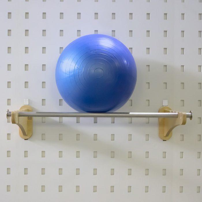 swiss ball storage