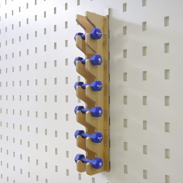 Dumbbell Vertical Storage Rack