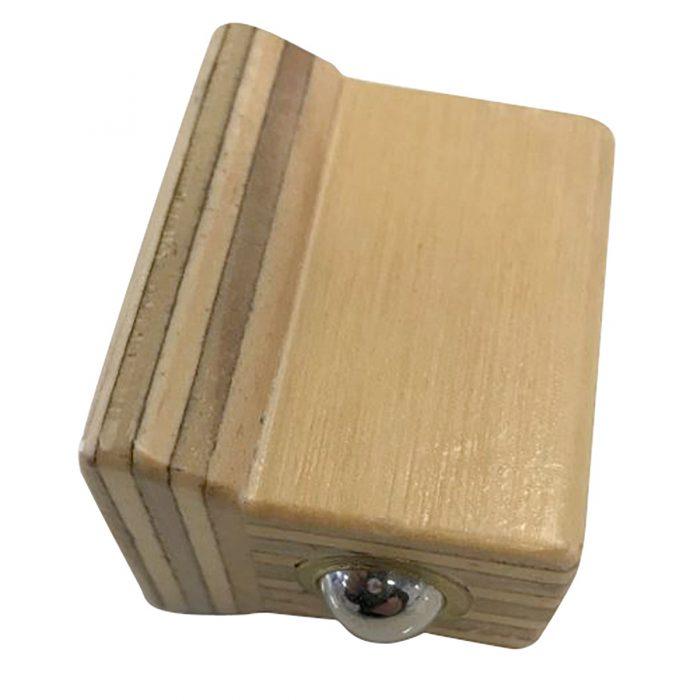 Single Polymer Lock- Plywood