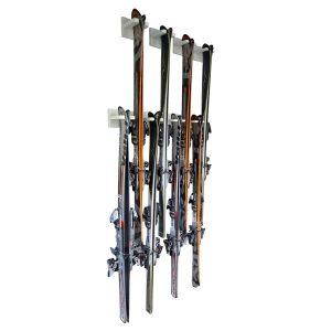 R&D 2 Hook Ski Rack