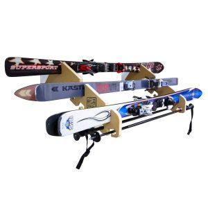 R&D 3 Ski and Stock Angled Rack