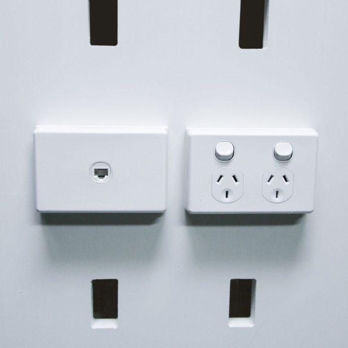 R&D Power Points Outlets