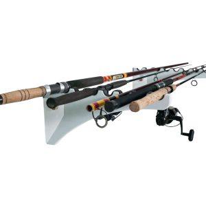 8 Fishing Rod Arm (Set) Horizontal