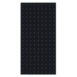 New SIS Welded Panels- Black Polymer
